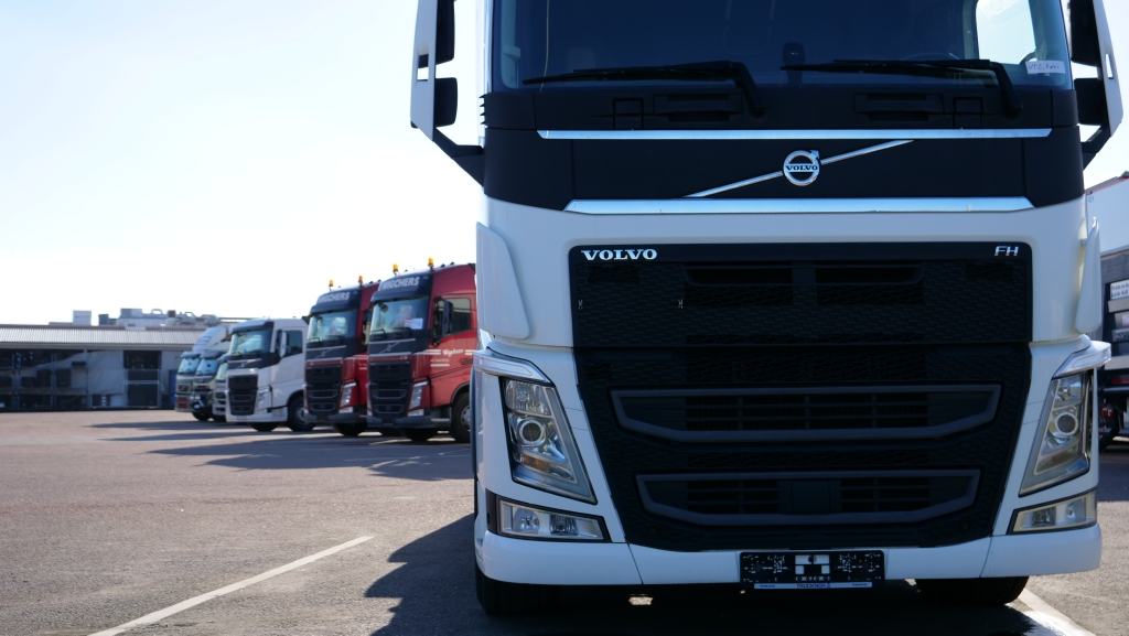 Volvo Trucks launches a new platform in Europe for buying used trucks online