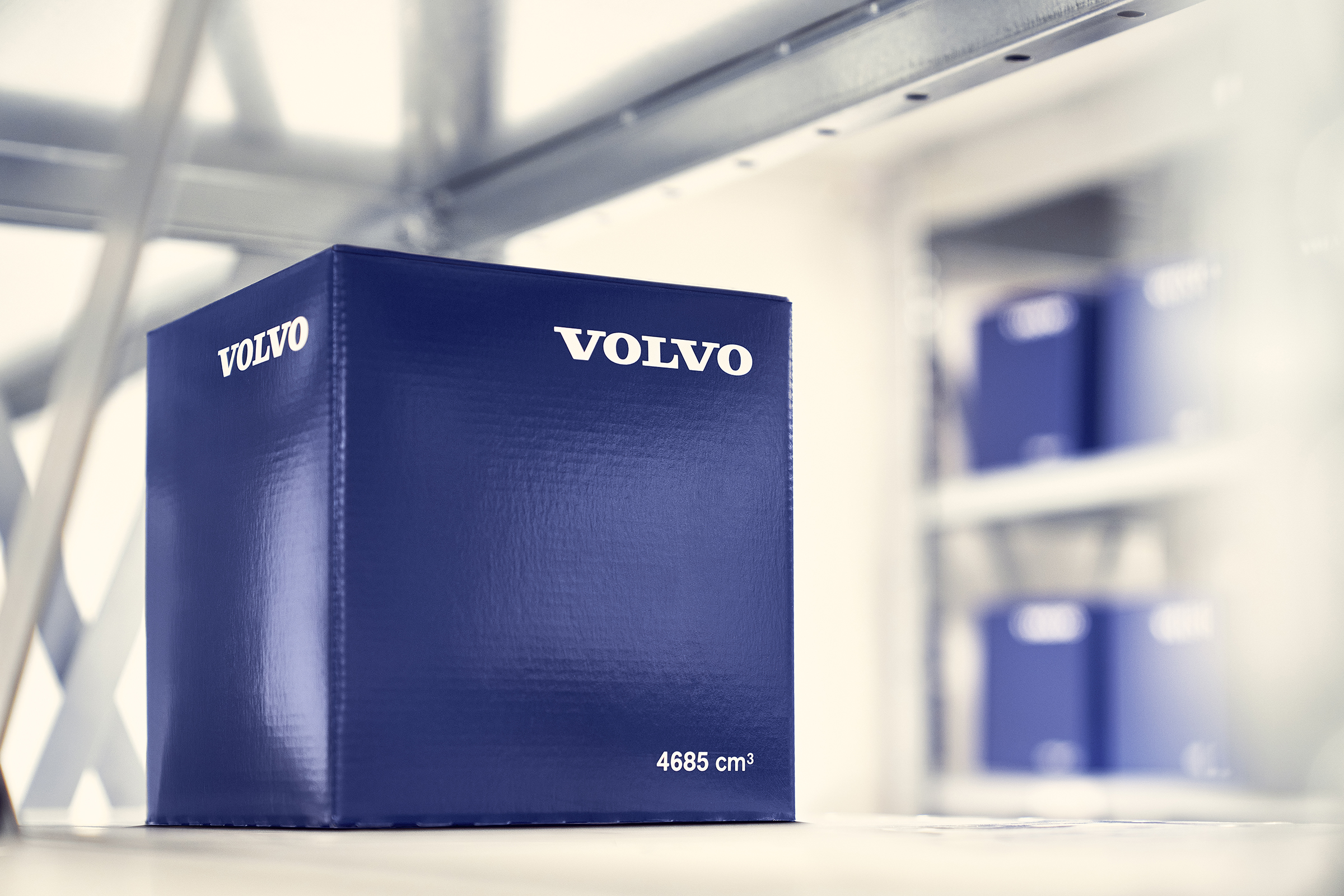 Read more about Genuine Volvo Parts