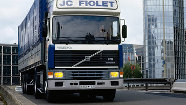 Volvo Trucks F10 and F12