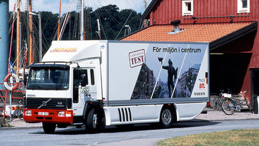 Volvo Trucks ECT and FL6 Hybrid