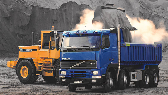Volvo Trucks FH12 and Fh16)