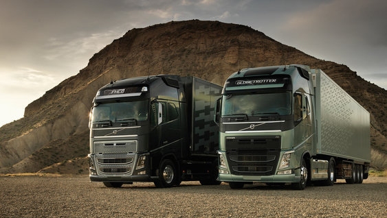Volvo Trucks FH series