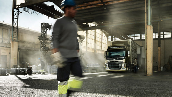 Volvo Trucks rental solutions