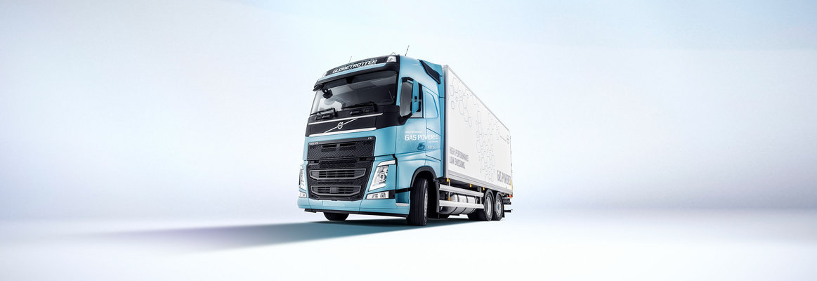 Volvo Trucks towards zero emissions