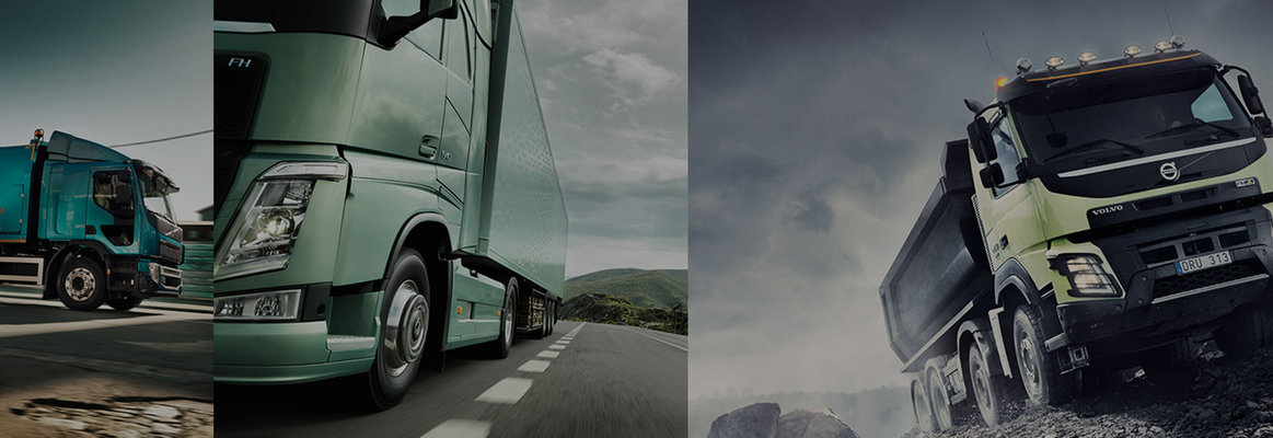 Volvo Trucks images & videos