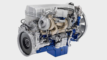 D16 engine for Volvo FH16
