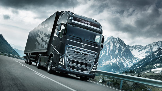 Volvo Fh16 A Beauty On The Surface Volvo Trucks