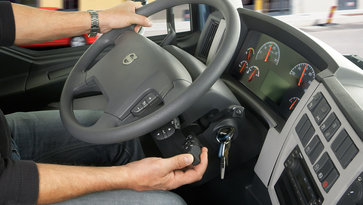 Volvo FL with I-Sync