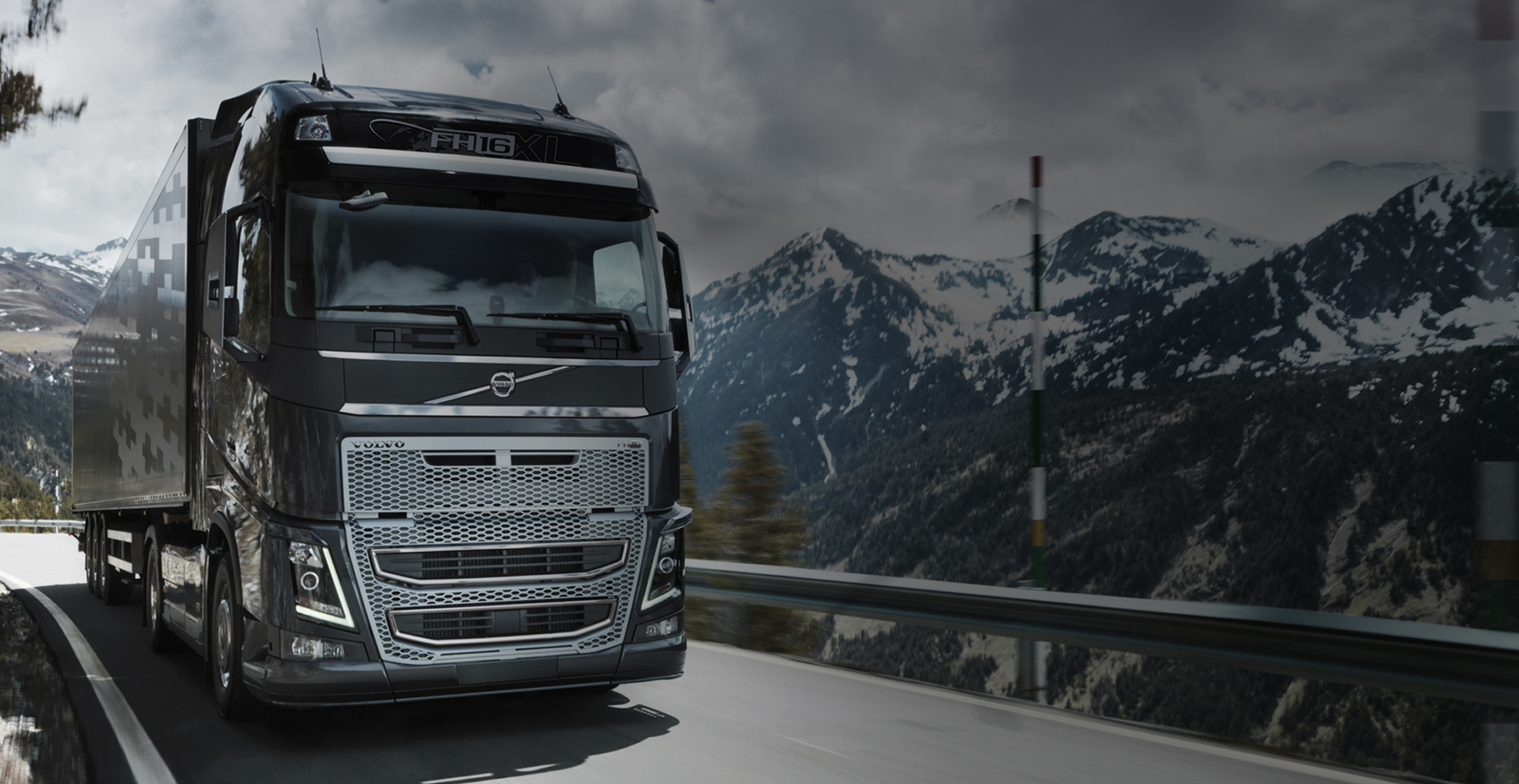 About Us Quality It S In Everything We Do Volvo Trucks Iraq