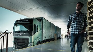 Application My Truck – Assistance au conducteur – Services Volvo Trucks