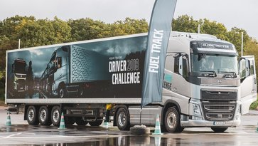Driver Challenge Volvo Trucks – Assistance au conducteur – Services Volvo Trucks