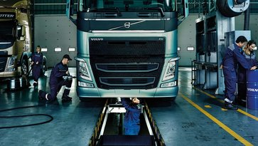 Genuine Volvo Service Vehicle Care Volvo Trucks Services