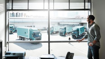 Volvo Service Contracts Vehicle Care Volvo Trucks Services