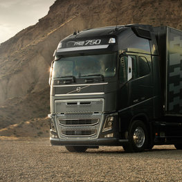 Volvo FH16 I-Park Cool