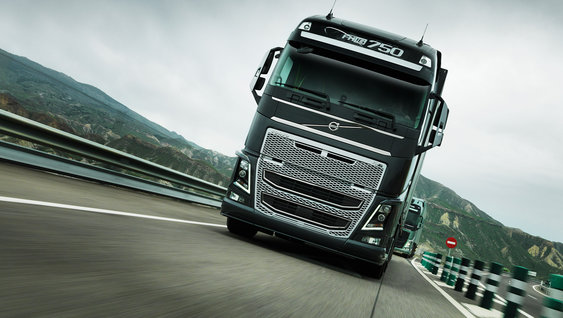Volvo FH16 fewer accidents