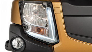 Volvo FL Lighting