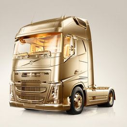 Volvo Gold Contract: promises 100% uptime