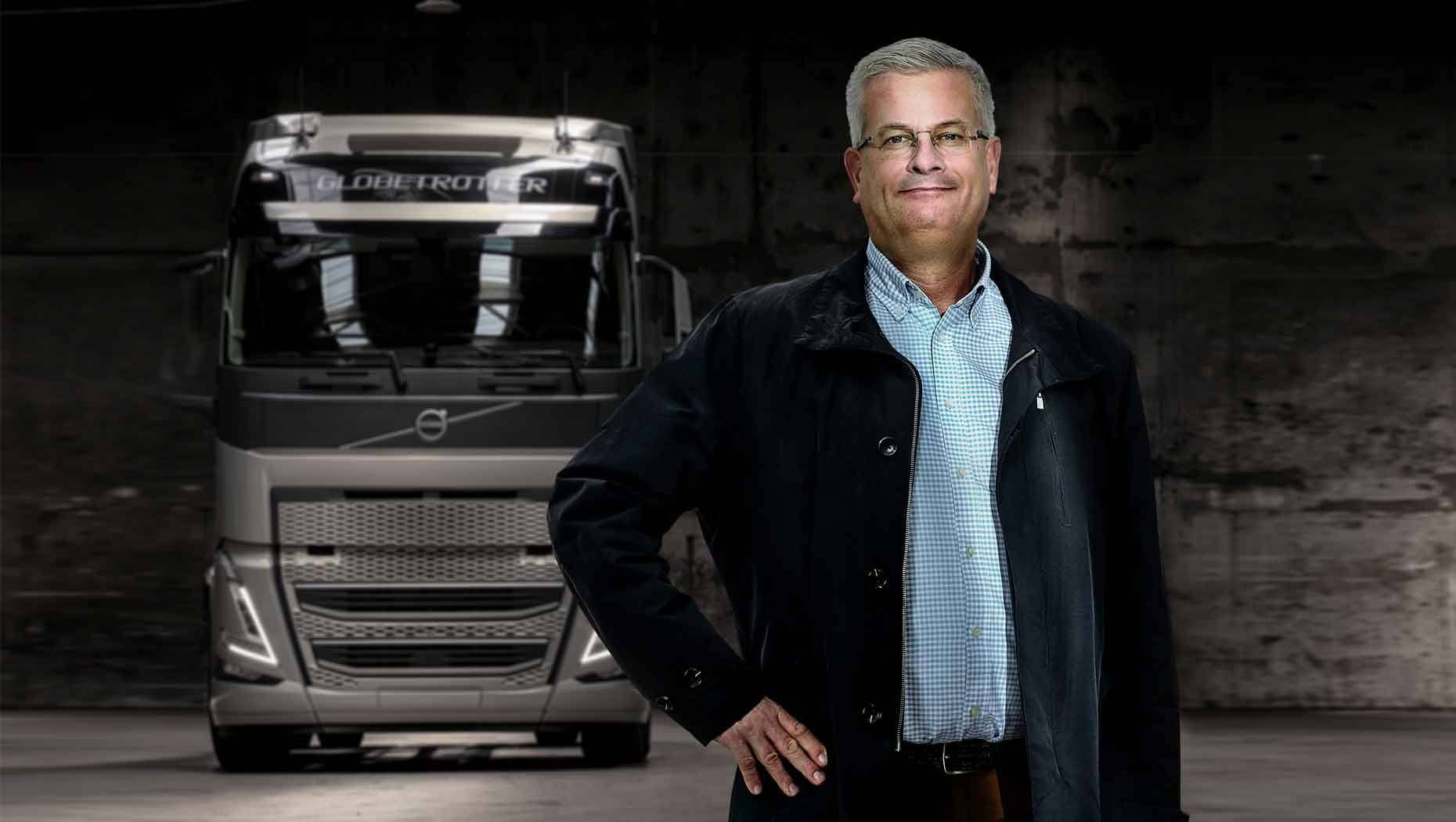 Commercialisation Manager Tomas Thuresson on Volvo Trucks' new range
