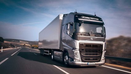 New Volvo Fh With I Save