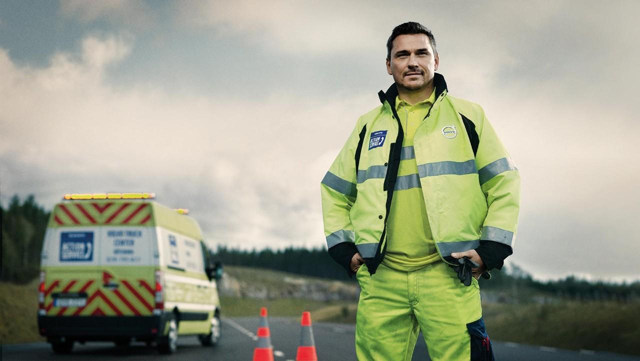 Volvo Action Service Vehicle Care Volvo Trucks Services