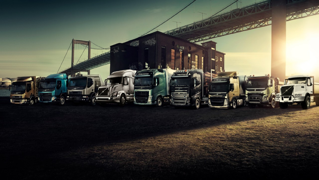 Volvo Truck Rental one-stop shop solution