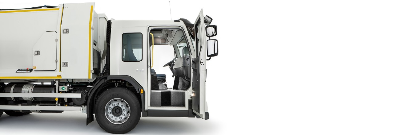 Volvo FE with low cab