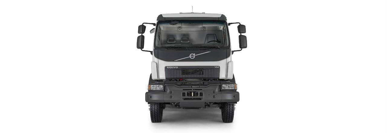 Volvo VM 270 front