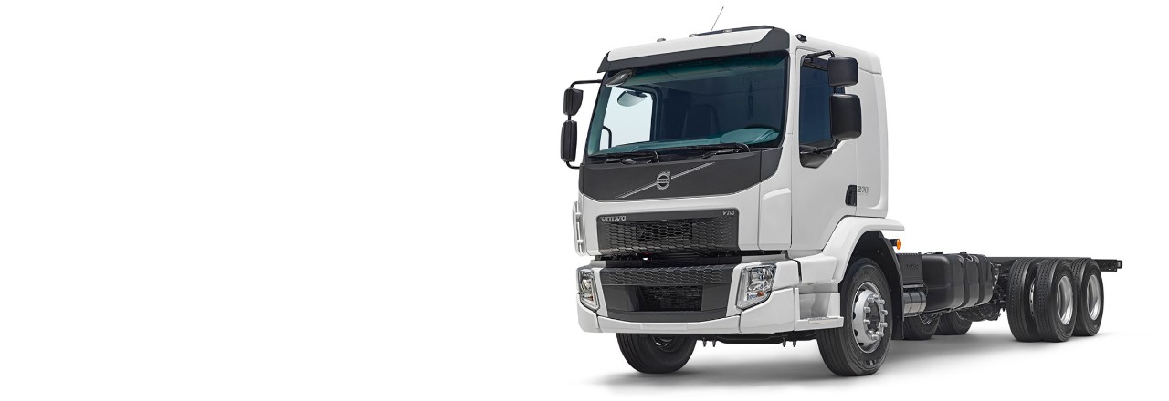 Volvo VM 6x2 rigid