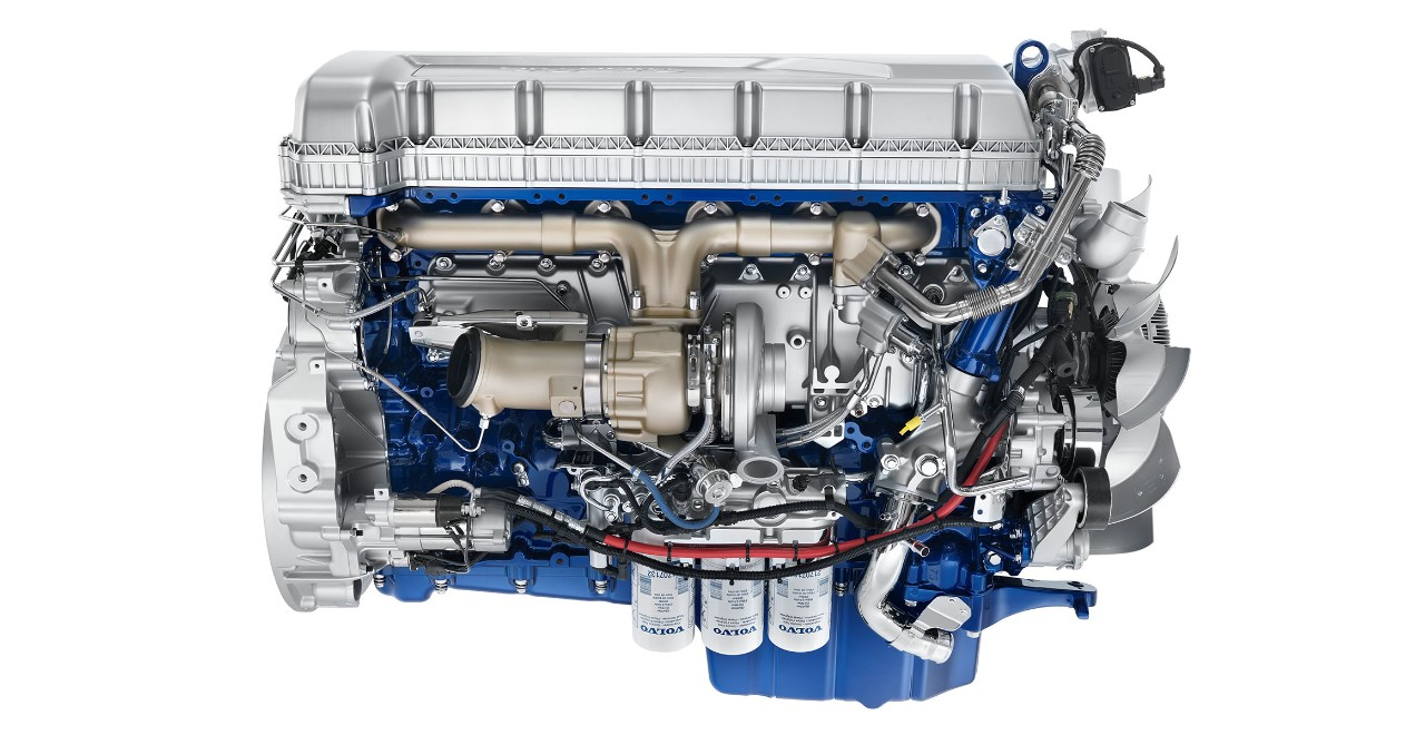 Двигатель Volvo Trucks