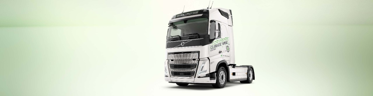 The Climate Wise Edition trucks are more sustainable during their entire lifecycle.